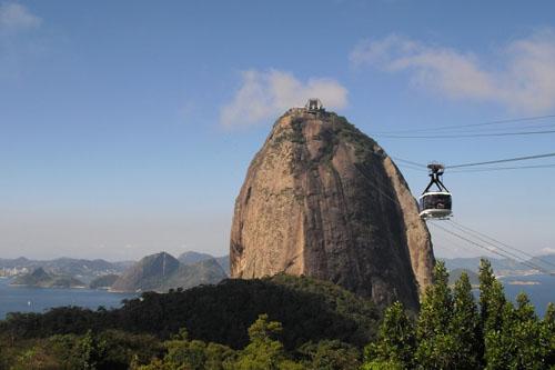 Excursion savoureuse au Brésil