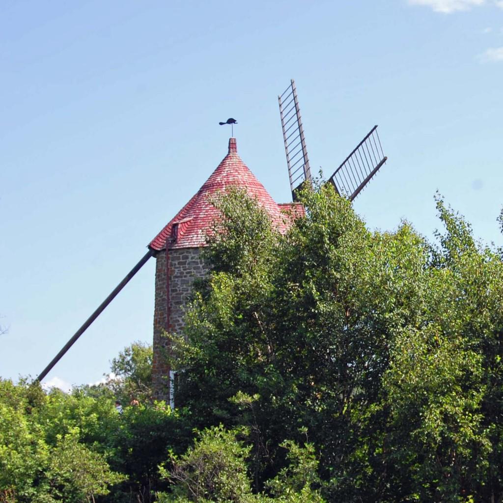 Moulin ile aux coudres