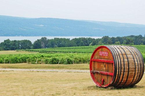 Vignobles et délices des Finger Lakes
