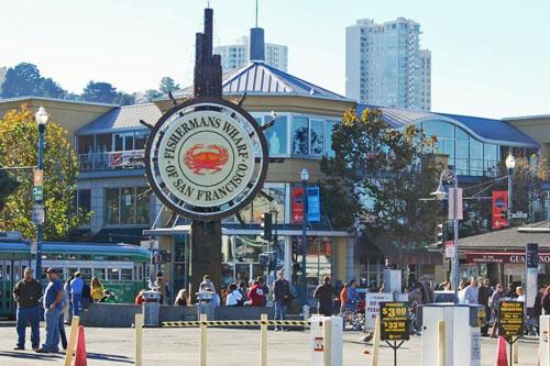 S'ouvrir l'appétit à San Francisco