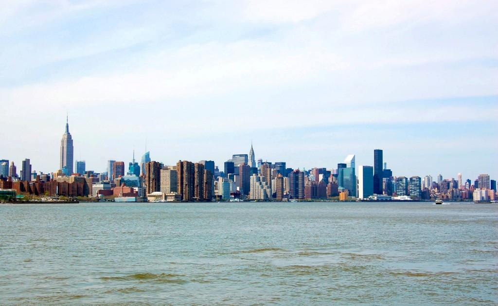 Skyline, NYC