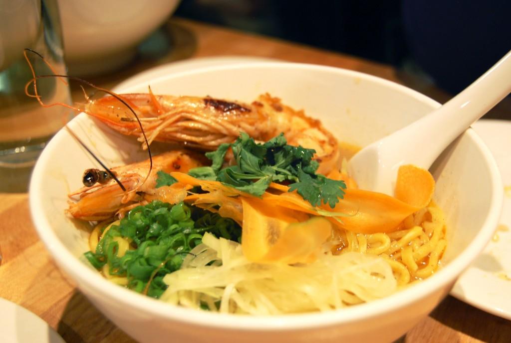 Ramen, Momofuku noodle bar