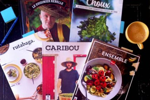 10 suggestions de livres gourmands (édition 2014)