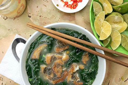 Les soupes de Hanoi