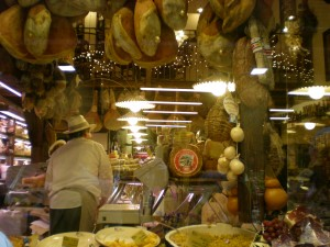 Quartier gourmand Bologna