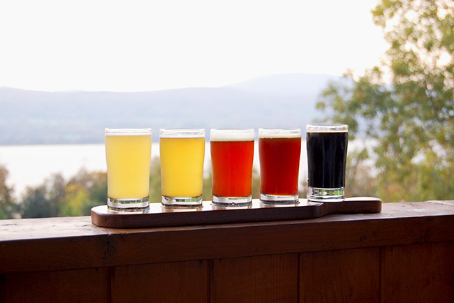 Bières microbrasserie le Mitan