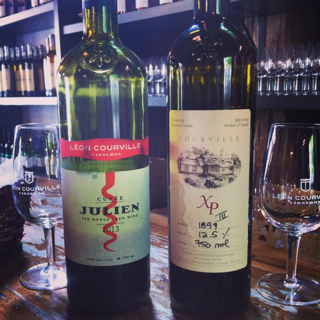 Bromes-vins rouges