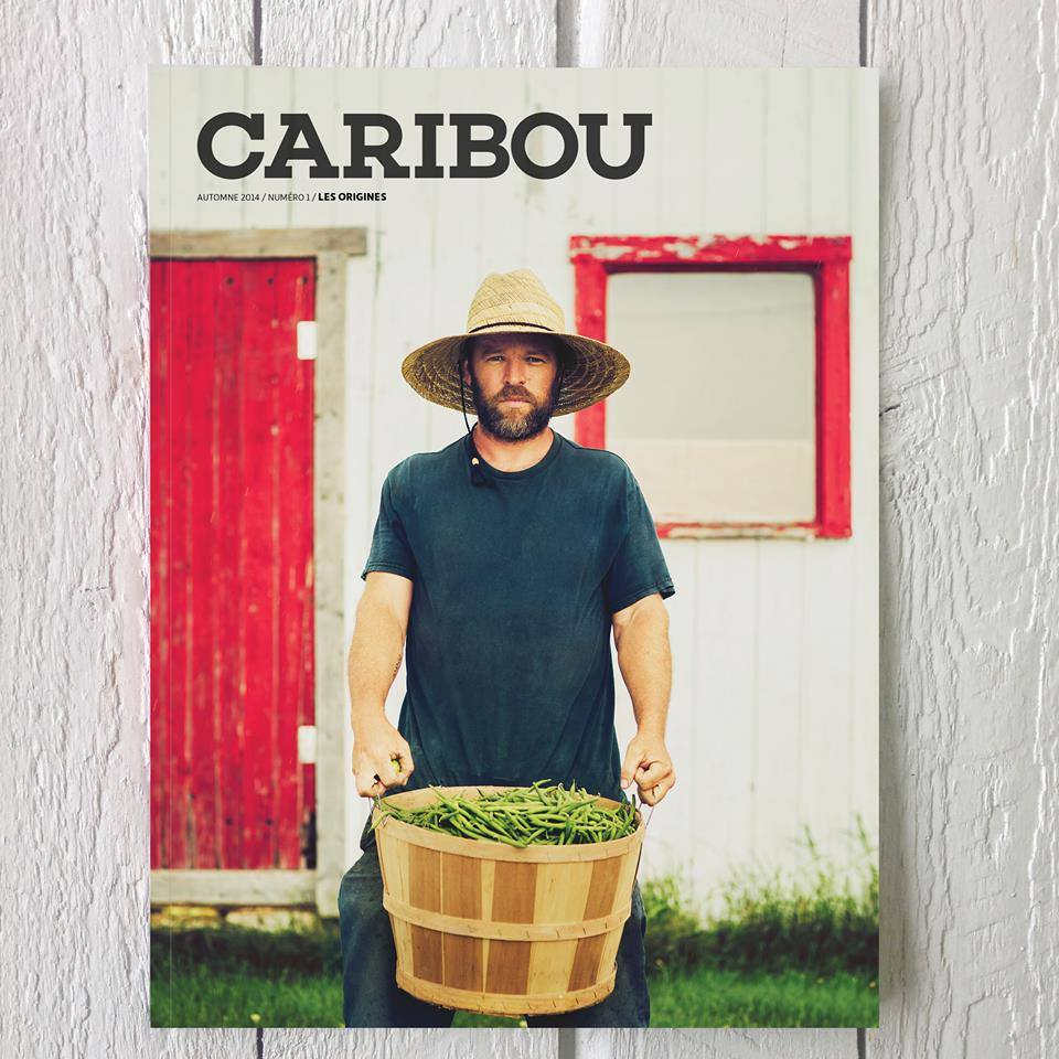 @Caribou