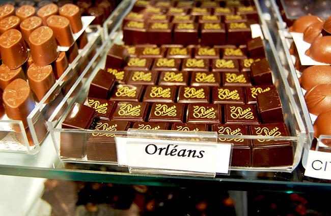 Chocolateire de l'ïle d'Orléans