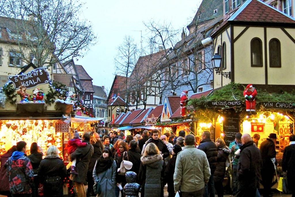 Colmar - marché Noel1