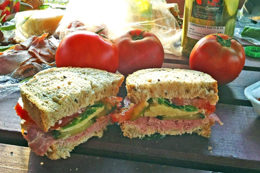 Cormier-sandwich