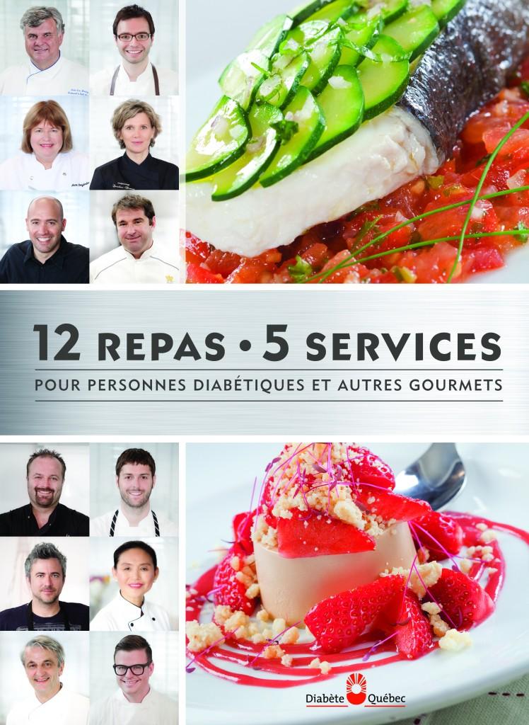 12 repas 5 services @Diabète Québec
