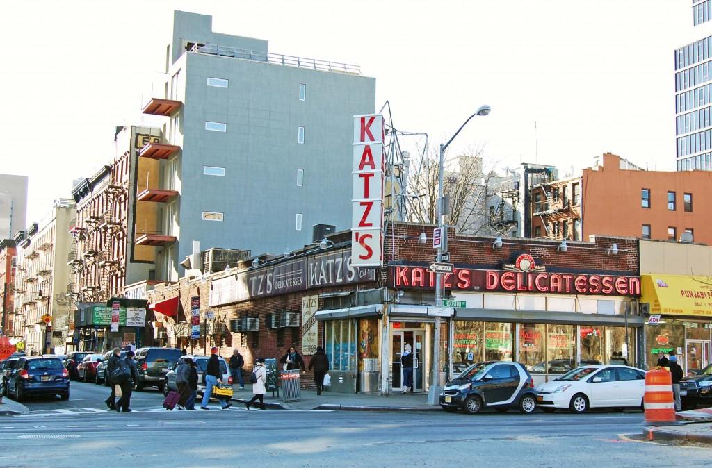 Katz's NYC