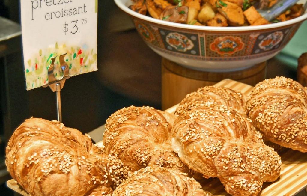 Pretzels-croissants