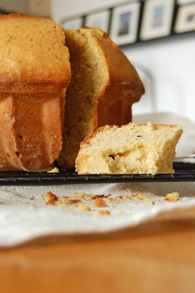 Gâteau Bundt à l'érable