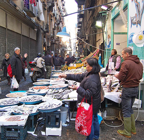 Marche Pignaseca Napoli