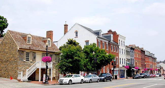 Rue de Georgetown