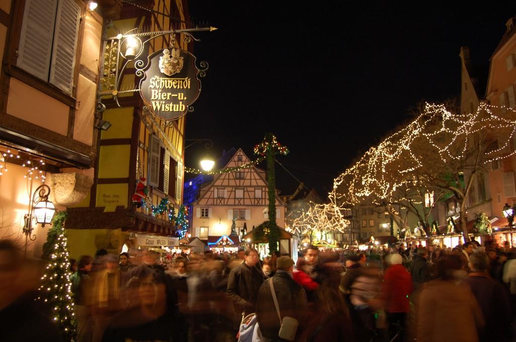 Marchés de Noel de Colmar, alsace