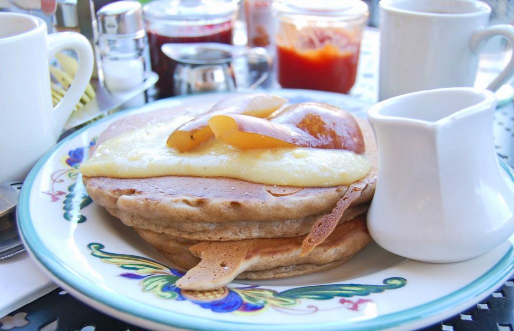 Zazie, pancake