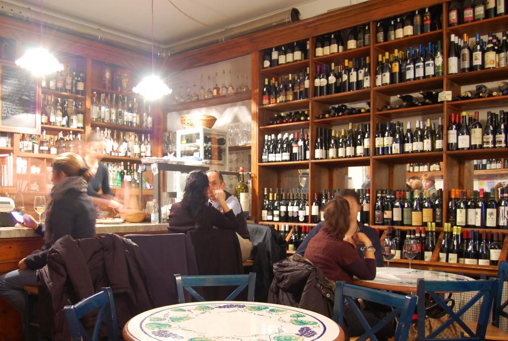 Bar à vins Al vino al vino