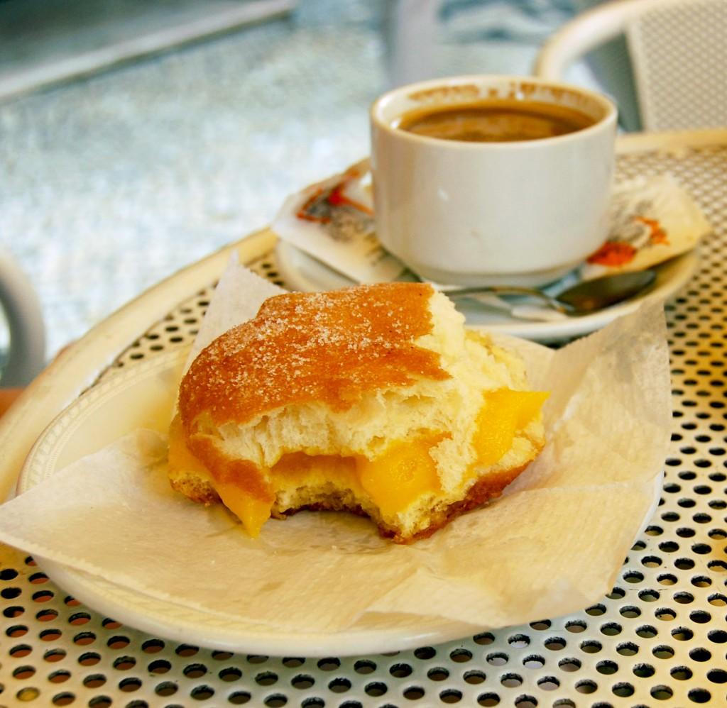 Déjeuner Lisbonne