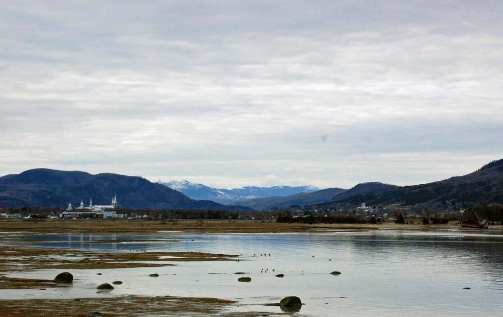 vue sur baie-saint-paul