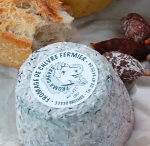 Incomparables fromages de chèvres