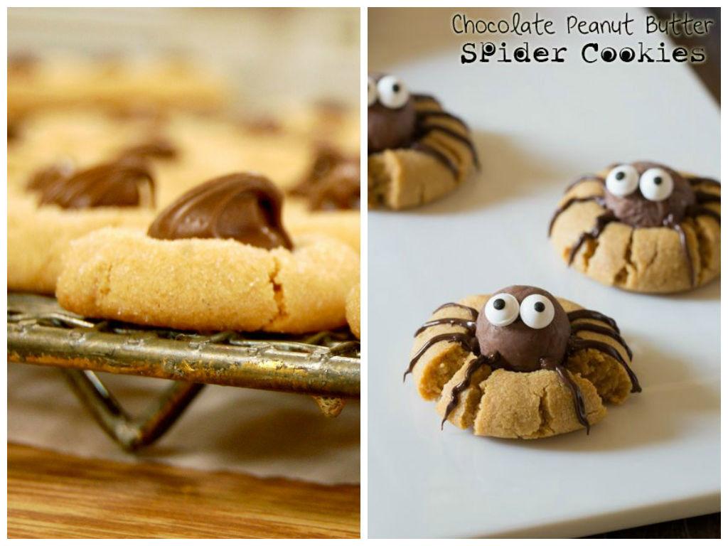 On peut utiliser la recette du blogue et y donner un look Halloween