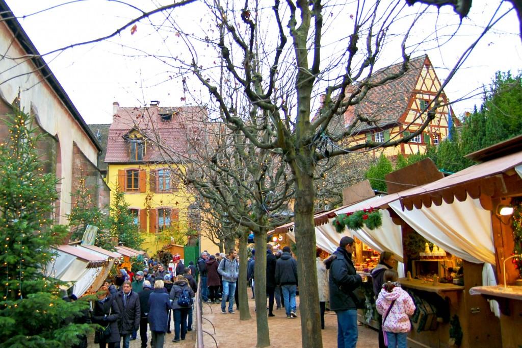 Kaysersberg - marché de noel 2