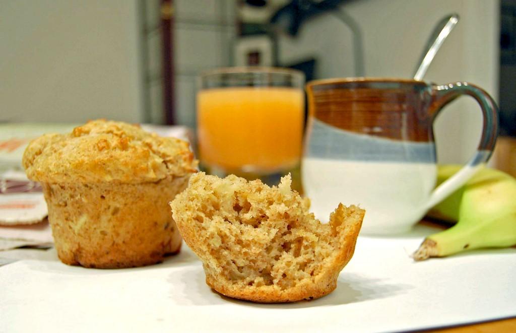 Muffin panais