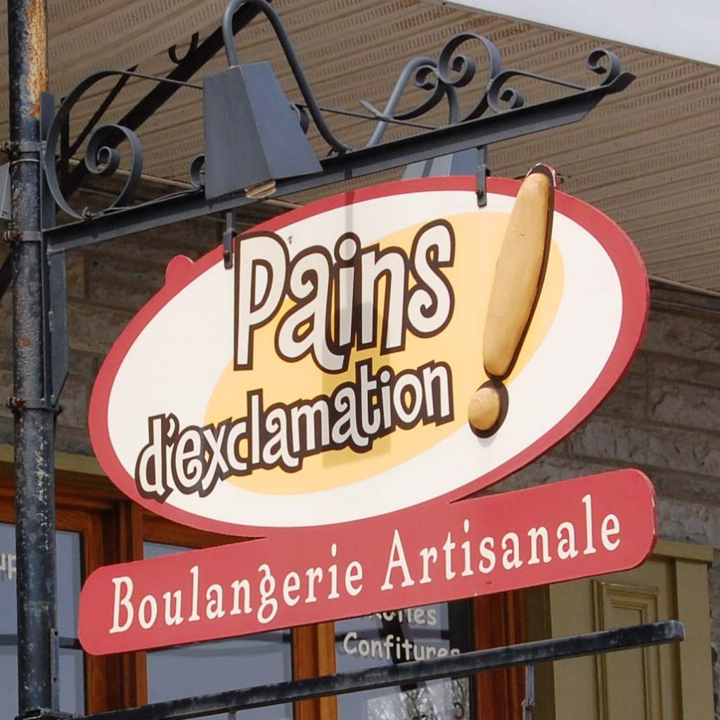 Pain d'exclamation