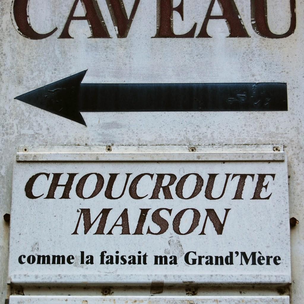 Panneau - choucroute3