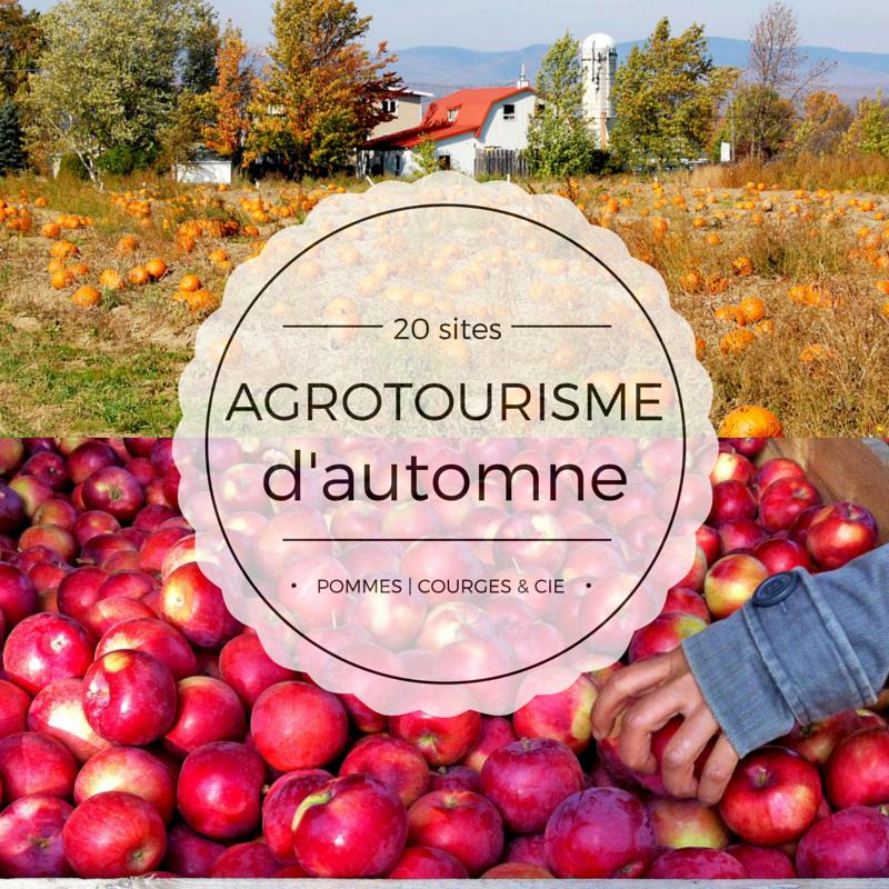 agrotourisme d'automne