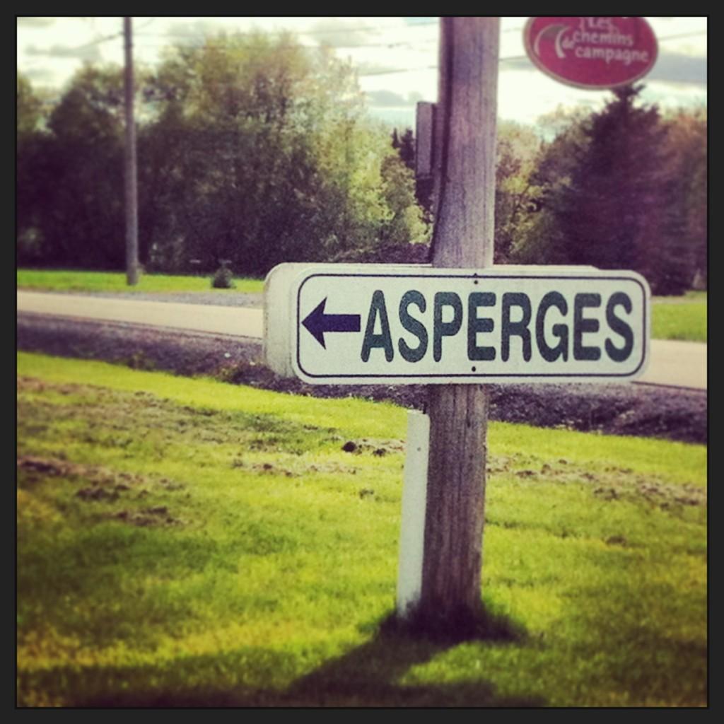 aspergeraie