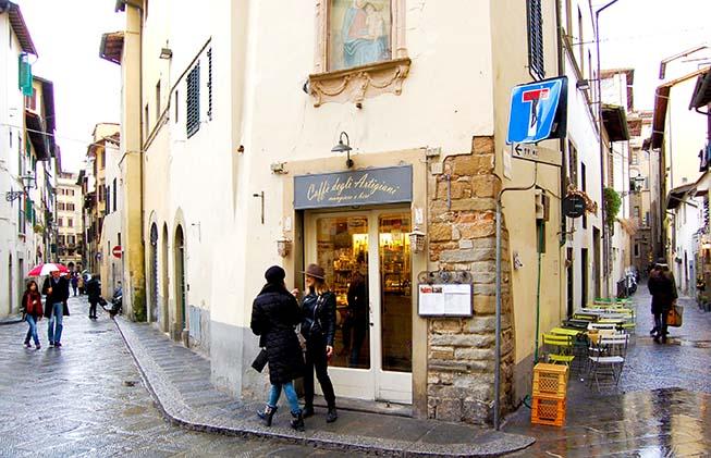 caffe degli artigiani