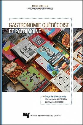 gastronomie québécoise livre