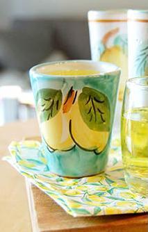 petit verre de limoncello