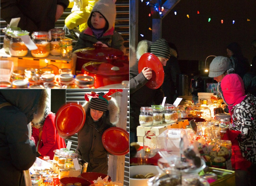 Brownies, buffet de biscuits de Noel, ketchups aux fruits, confitures