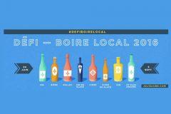 Défi boire local 2016