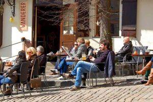 Nuremberg, biergarten et «bavaroiseries» gourmandes