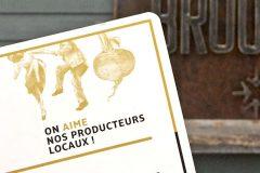 «Locavoriser» un menu: l'histoire de l'Auberge Sutton Brouërie