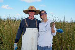 Avez-vous déjà visité une ferme… d'élevage d'huîtres?