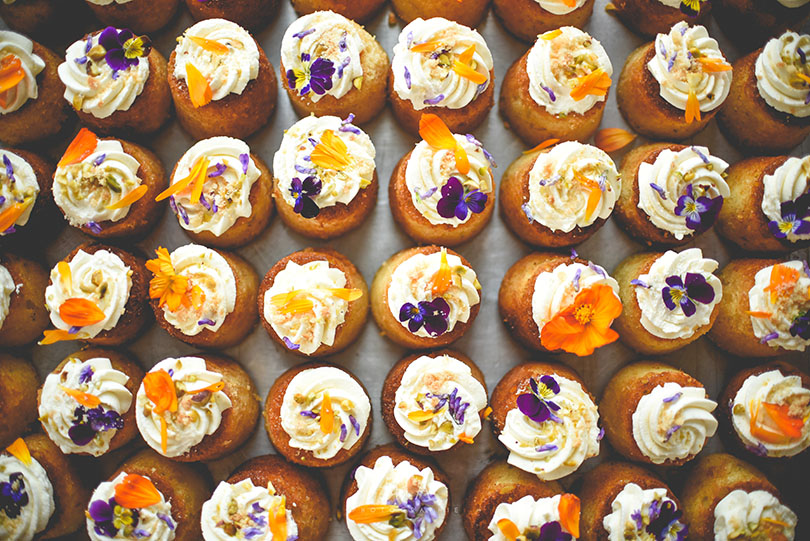 Petits gâteaux au cidre