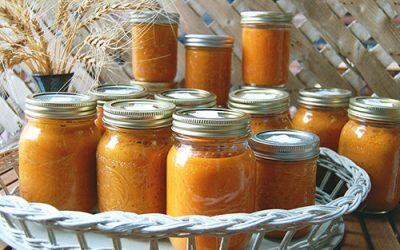 Sauce à la tomate cerise