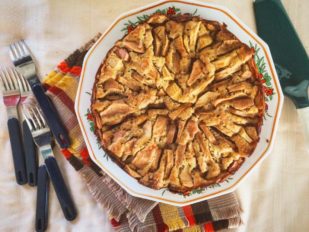 Que Mettre Dans Un Garde Manger gâteau érable, pommes et poivre des dunes | julie aubé