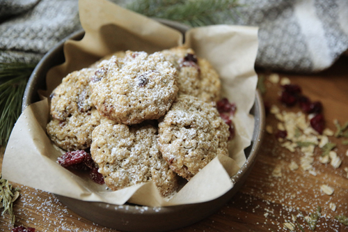 Biscuits à l'avoine et aux garnitures-que-vous-avez