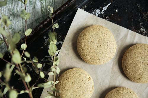 Biscuits au gingembre 100% locaux